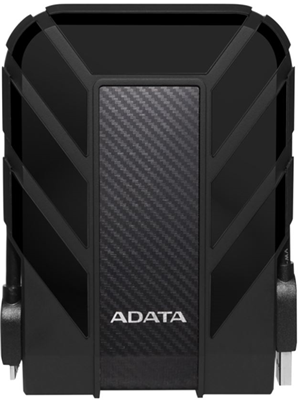 ADATA HD710 Pro Durable USB3.1 External HDD 1TB Black