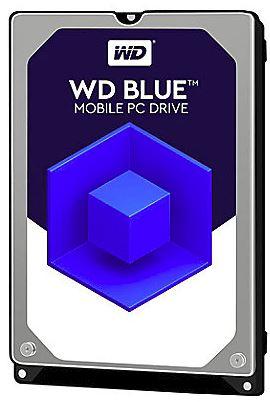 """WD Blue SATA 2.5"""" 5400RPM 128MB 7mm 1TB HDD 2Yr Wty"""