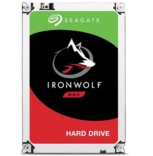 "Seagate IronWolf SATA 3.5"" 5900RPM 64MB 2TB NAS Hard Drive"