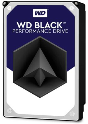 "Western Digital Black SATA 3.5"" 7200RPM 64MB 1TB Hard Drive"