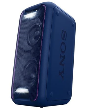 Sony GTKXB5L Extra Bass High Power Home Audio Bluetooth Blue
