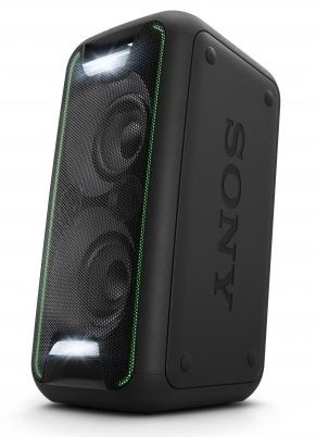 Sony GTKXB5B Extra Bass High Power Home Audio Bluetooth Black