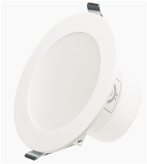 Verbatim LED Downlight (92mm) 10W 950-1070lm Switchable Tri-Colour