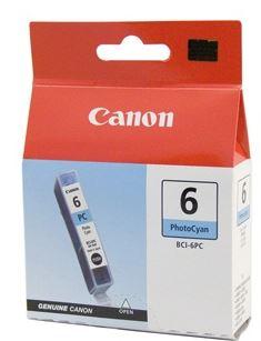 Canon BCI6PC Photo Cyan Ink Cartridge