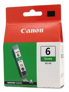Canon BCI6G Green Ink Cartridge