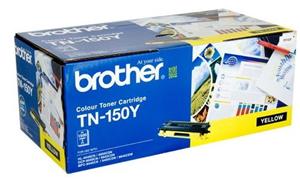 Brother TN-150Y Yellow Toner