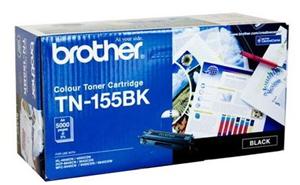 Brother TN-155BK Black High Yield Toner