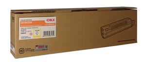 OKI 44059133 Yellow Toner