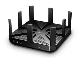 TP-Link Archer C5400 Router AC5400 Wireless Tri-Band 1.4GHz CPU