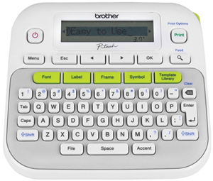 Brother PTD210 P-Touch Desktop Label Printer *$30 Cashback*
