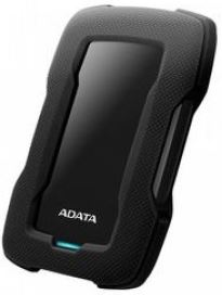 ADATA HD330 Durable External HDD 2TB USB3.1 Black