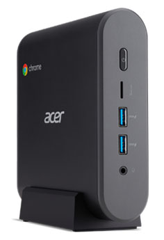Acer Chromebox CXI3 Celeron 3865U 4GB 32GB SSD Chrome OS 3yr wty