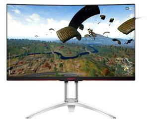 AOC AGON AG322QC4 32 Curved HDR400 2560x1440 4ms 144Hz DP Monitor