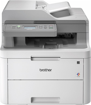 Brother DCPL3551CDW 18ppm Mono Laser MFC Printer WiFi *$150 Cashback*