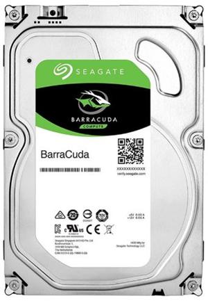 Seagate BarraCuda SATA 3.5 7200RPM 256MB 2TB HDD 2Yr Wty