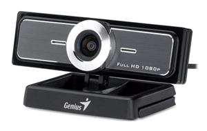 Genius Widecam F100 120 Degree Wide Angle Webcam