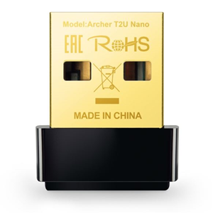 TP-Link Archer T2U Nano AC600 Wireless Dual Band USB Adapter