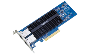 Synology E10G18-T2 2 x 10GBASE-T 10GbE PCI-E Expansion Card