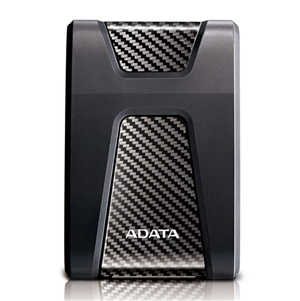 ADATA HD650 Durable External HDD 2TB USB3.1 Black