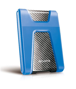ADATA HD650 Durable External HDD 2TB USB3.1 Blue