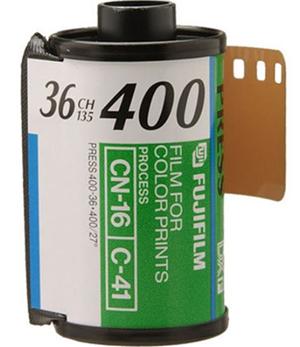 Fujifilm Pro400H 135-36 Film