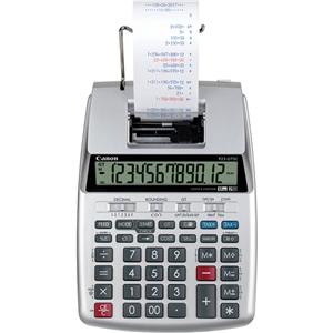 Canon P23DTSCII 12 Digit 2 Colour Print Calculator