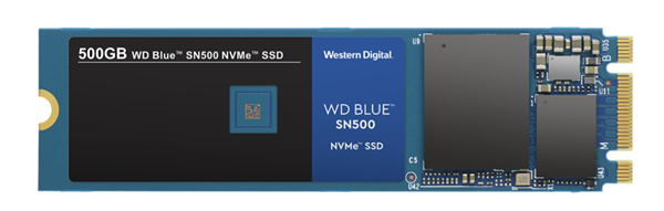 Wd Blue Sn500 M 2 Quot Nvme Ssd 500gb From Dove Electronics