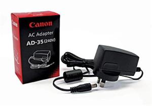 Canon AD35III Calculator Adaptor 240V