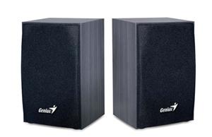 Genius SP-HF160 Black USB Powered Speakers