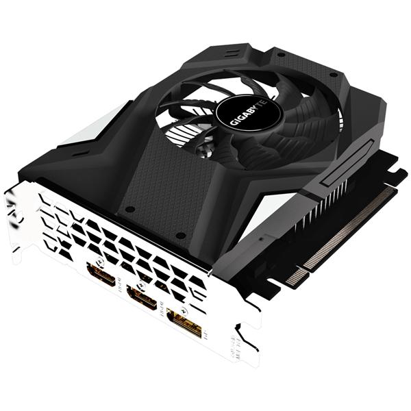 Gigabyte Geforce Gtx 1650 Mini Itx Oc 4gb Gddr5 Graphics