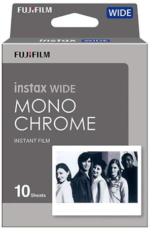 Fujifilm Instax Wide Film 10 Pack Mono
