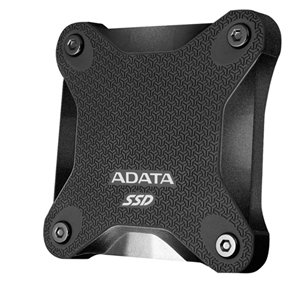 ADATA SD600Q USB3.1 Durable External SSD 480GB Black