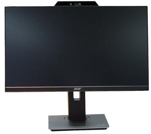 Acer B247Y 24 1920x1080 FHD IPS VGA HDMI DP USB Monitor 75Hz w/Webcam