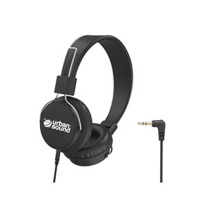 Verbatim Urban Sound Volume-Limiting Kids Headphones - Black