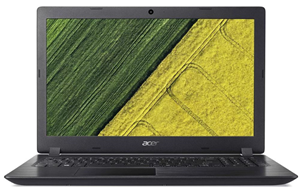 Acer A315-21 15.6 A4-9120 8GB 1TB R3 gfx W10Home Notebook