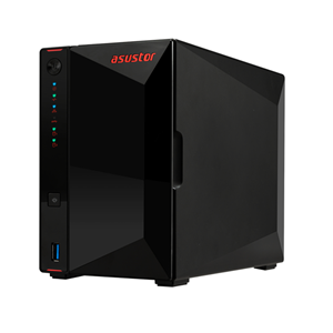 Asustor AS5202T 2 Bay J4005 2.0GHz Dual Core 2GB NAS
