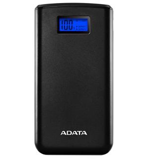 ADATA S20000D 20,000mAh Powerbank - Black