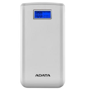 ADATA S20000D 20,000mAh Powerbank - White