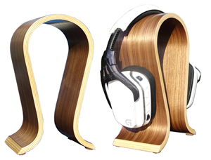 Digitus Universal Wooden Headphone/Headset Stand