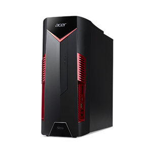 Acer Nitro N50-600 i7-9700 16GB 512GB SSD RTX2060 W10Home Desktop