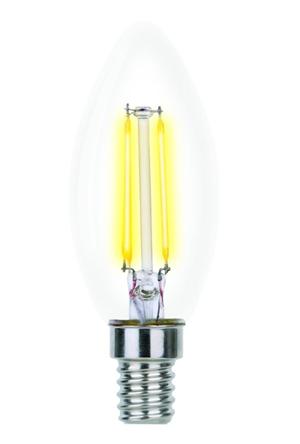 Verbatim LED Filament Candle 5W 470lm 2700K Warm White E14 Screw Dim
