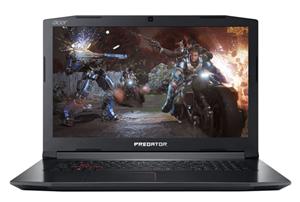 Acer Helios 300 17.3 FHD i7-9750H 16GB 512SSD 2TB RTX2070 8GB W10Home