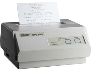 Star DP8340 Dot Matrix Serial with Tearbar Receipt Printer (No PSU)