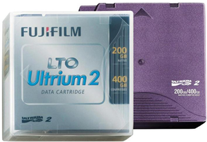 Fujifilm LTO Ultrium 2 200/400GB Tape Cartridge