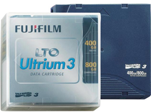 Fujifilm LTO Ultrium 3 400/800GB Tape Cartridge