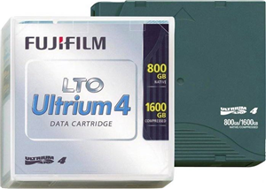 Fujifilm LTO Ultrium 4 800/1600GB Tape Cartridge