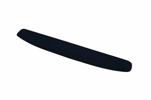 Ednet Gel Wrist Rest for Keyboard Black