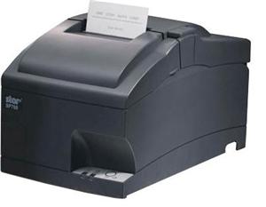 Star SP712D Dot Matrix Ethernet with Tearbar Receipt POS Printer