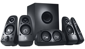 Logitech Z506 5.1 Channel Surround Sound 75W Multimedia Speakers