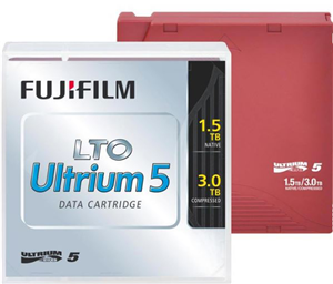Fujifilm LTO Ultrium 5 1.5/3TB Tape Cartridge